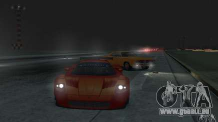Maserati MC12 R pour GTA 4