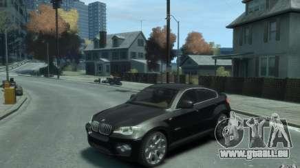 BMW X6 für GTA 4