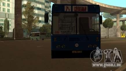 YAZ 5267 pour GTA San Andreas