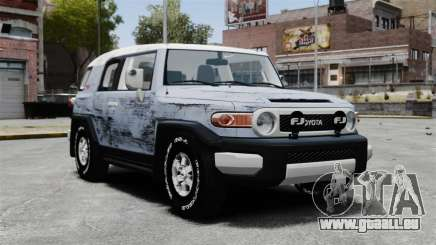 Toyota FJ Cruiser pour GTA 4