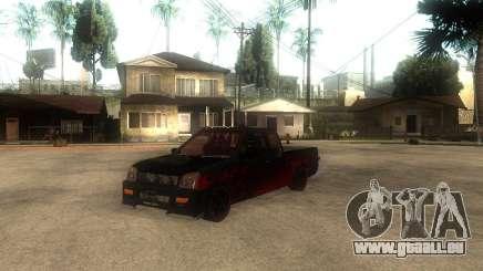 Isuzu D-Max pour GTA San Andreas