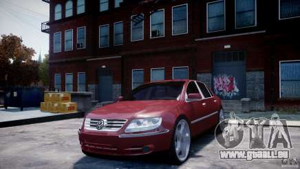 Volkswagen Pheaton W12 pour GTA 4