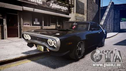Plymouth Roadrunner 440 1971 pour GTA 4