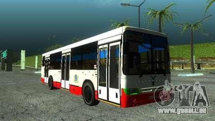 NefAZ 5299 10-32 für GTA San Andreas