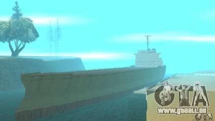 The G60 Ferry boat für GTA San Andreas