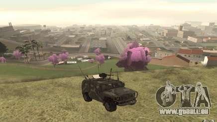 GAS-2975 für GTA San Andreas