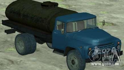 ZIL-130 Milch tanker für GTA San Andreas