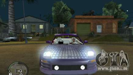 Mitsubishi Spyder 2Fast2Furious Cabriolet pour GTA San Andreas