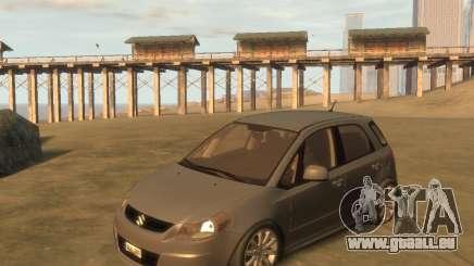 Suzuki SX4 Sport Back für GTA 4
