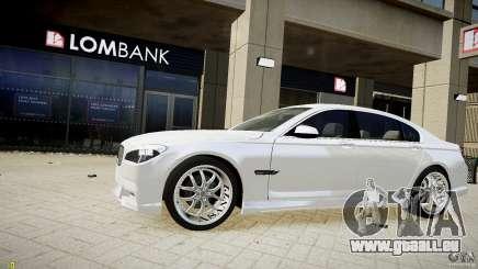 BMW 750Li Sedan ASANTI pour GTA 4