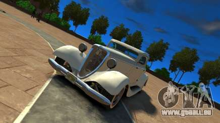 Ford Coupe 1934 pour GTA 4