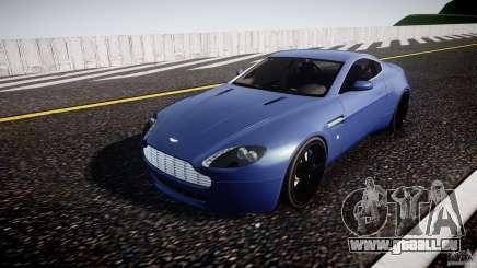 Aston Martin V8 Vantage V1.0 pour GTA 4