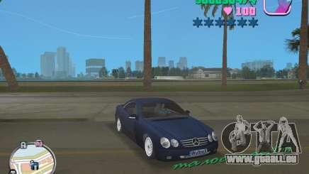 Mercedes-Benz E350 pour GTA Vice City