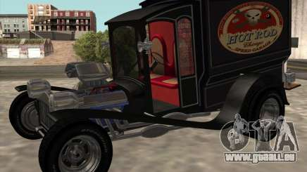 Ford model T 1923 Ice cream truck für GTA San Andreas