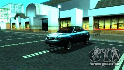 Audi A4 Cabrio für GTA San Andreas