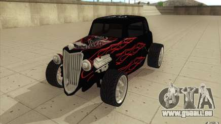 Ford Hot Rod 1934 v2 pour GTA San Andreas