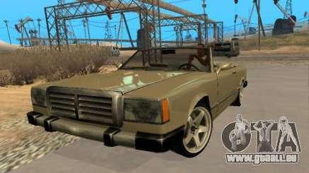 New Feltzer pour GTA San Andreas