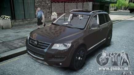 Volkswagen Touareg R50 pour GTA 4