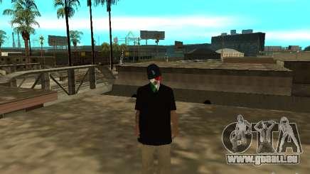 Mexicano Skin für GTA San Andreas