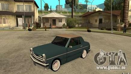 Perenial Coupe für GTA San Andreas