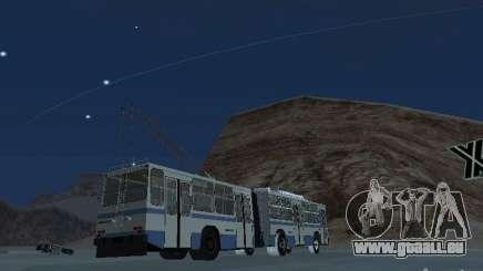 Remorque Ferouk T1 pour GTA San Andreas