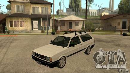 VW Parati GLS 1989 pour GTA San Andreas