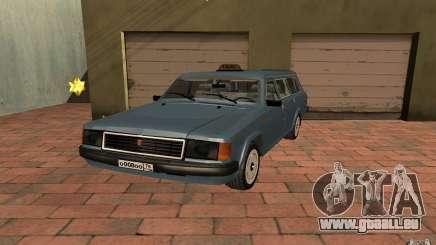 31022 Gaz Touring pour GTA San Andreas