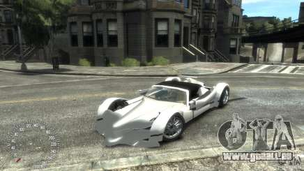 Ibis Formula GT pour GTA 4