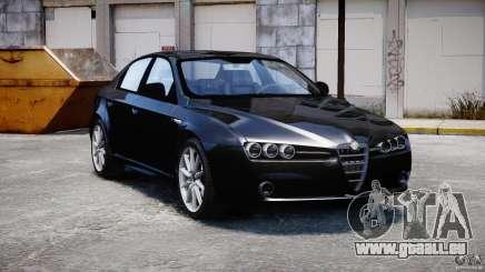 Alfa Romeo 159 Li v2 pour GTA 4