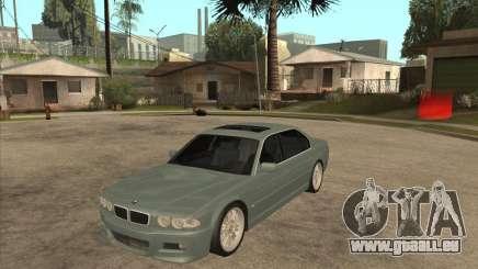 BMW E38 M7 für GTA San Andreas