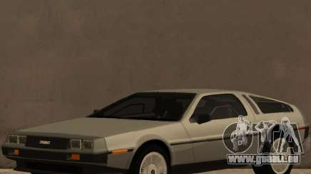DeLorean DMC-12 pour GTA San Andreas