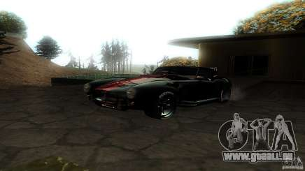 Shelby Cobra Dezent Tuning pour GTA San Andreas