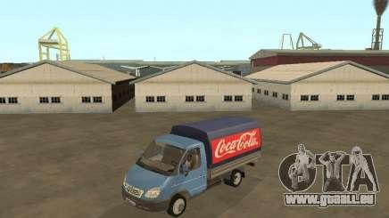 3302 Gazelle v.2.0 pour GTA San Andreas