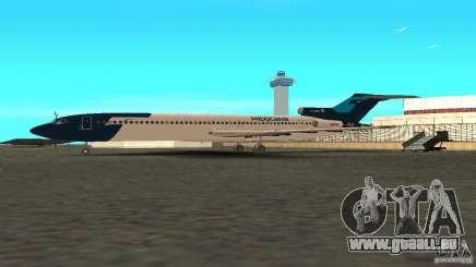 Boeing 727-200 Final Version für GTA San Andreas