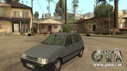 Fiat Uno 70s pour GTA San Andreas