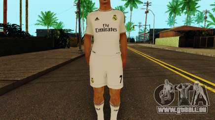 Cristiano Ronaldo v1 pour GTA San Andreas