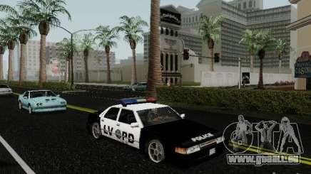 Sunrise Police LV pour GTA San Andreas