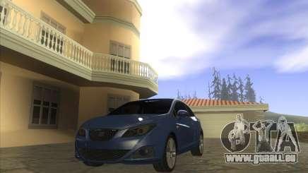 Seat Ibiza 2008 für GTA San Andreas