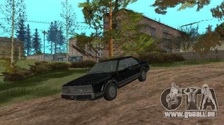 Romain s taxi de GTA 4 pour GTA San Andreas