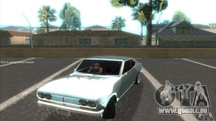 Mazda RX-2 2-door Coupe US pour GTA San Andreas