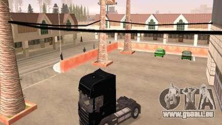 Scania 124L 420 pour GTA San Andreas