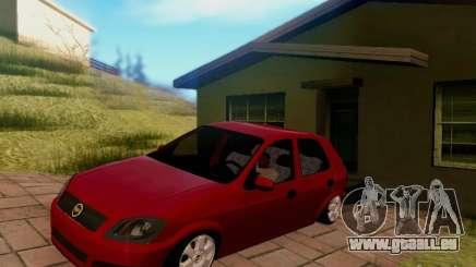 Chevrolet Celta 1.0 VHC pour GTA San Andreas