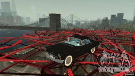 Smith Thunderbolt Mafia II für GTA 4