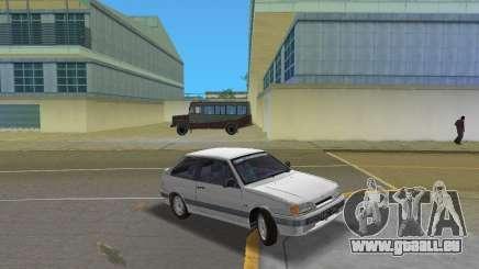 Lada Samara 3doors für GTA Vice City
