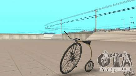 Penny-Farthing Ordinary Bicycle für GTA San Andreas