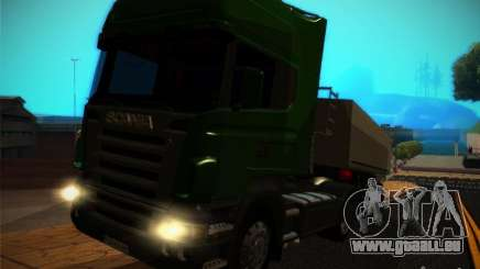 Scania R580 für GTA San Andreas