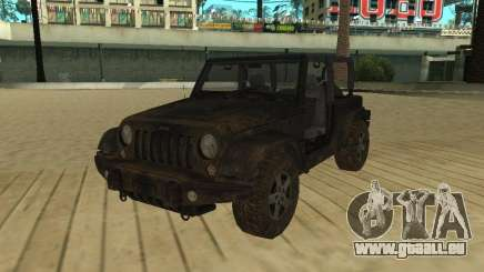 Jeep Wrangler SE für GTA San Andreas