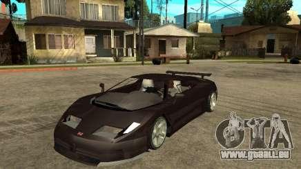 Buggati EB110 für GTA San Andreas