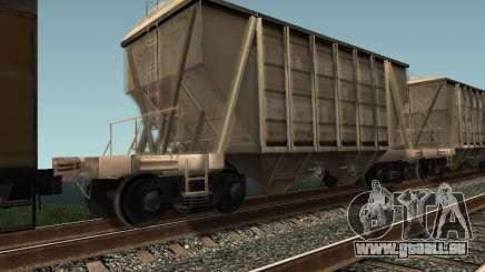 Trémie de ciment pour GTA San Andreas
