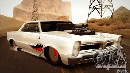 Pontiac GTO Drag Shark für GTA San Andreas